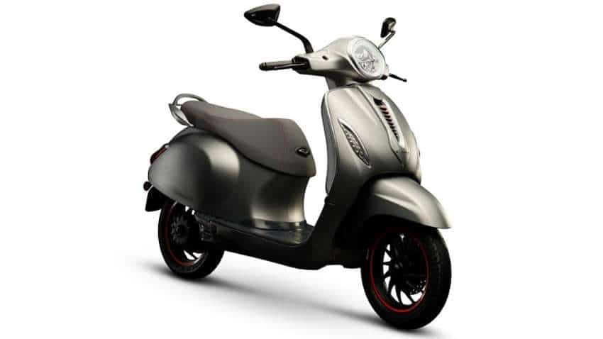 Bajaj Chetak Electric Scooter: LAUNCHED! Check confirmed prices, variants, features, specifications, battery life, range and more