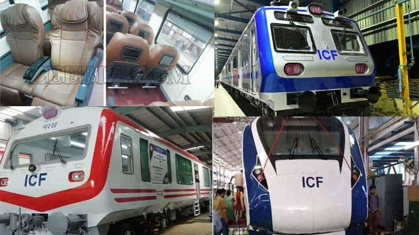 Boost for Indian Railways! Integral Coach factory to manufacture 4000 coaches in 2019-20, achieve target