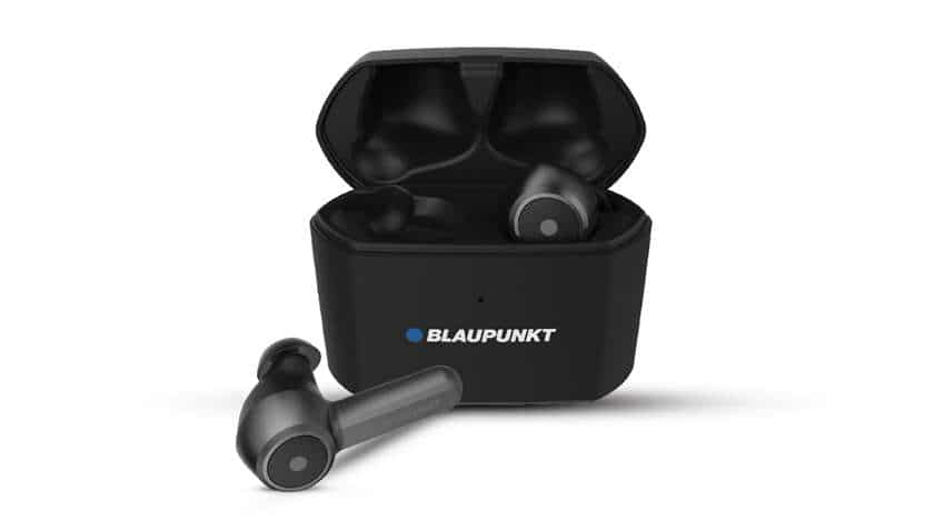 Blaupunkt launches new truly wireless earphones BTW Pro priced at Rs 6,999