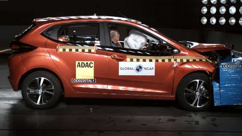 Tata Altroz Crash Test: Winner! Big feather in cap! Crowned with Global NCAP 5-star rating