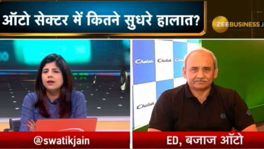 Insurance, ABS & BSVI has increased two-wheeler cost by 25% in two years; Government should mitigate it through GST: Rakesh Sharma, Bajaj Auto