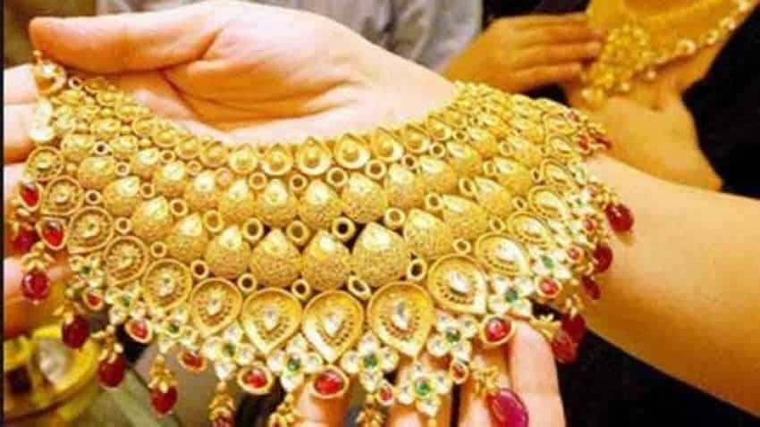 Gold price may hit Rs 45,000 mark! Here is experts' strategy for maximum returns