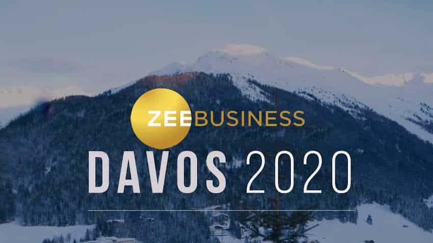 Zee Business at WEF Davos 2020: Stage is all set! Here is what all happened during 2019's annual meeting