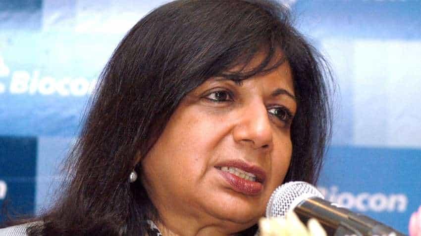 Biocon's Kiran Mazumdar-Shaw awarded 'Order of Australia'
