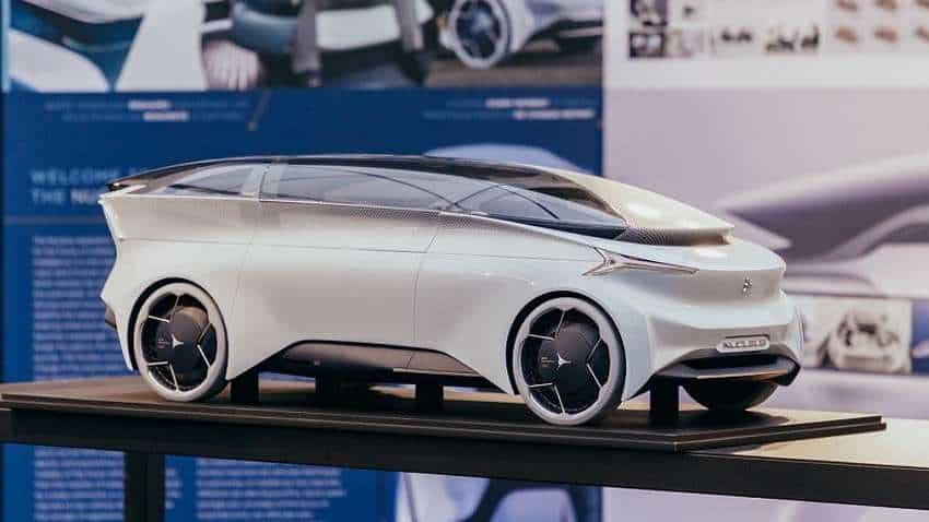 Auto Expo 2020: ICONA design to showcase Nucleus Driverless Vehicle Concept - Check scintillating pics