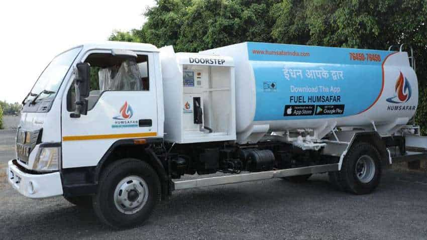 Diesel at doorstep! This app set to make your life easier, supply fuel at home