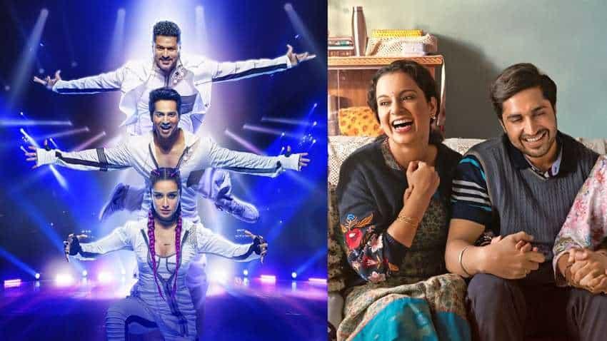 Street Dancer 3D vs Panga box office collection: Varun Dhawan or Kangana Ranaut - who will rule the BO?