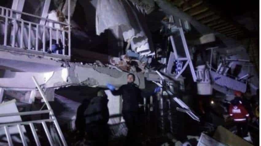 Earthquake of 6.8 magnitude jolts eastern Turkey claiming 18 lives