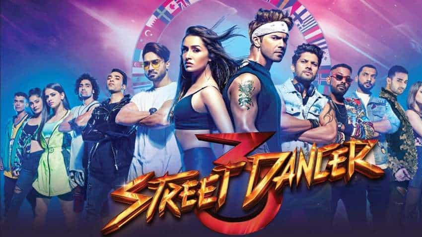 Street Dancer 3D box office collection day 3: Varun Dhawan starrer witnesses upswing, earns this much