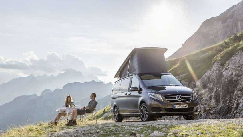 Mercedes-Benz to launch V-Class Marco Polo luxury camper at Auto Expo 2020 - All you need to know