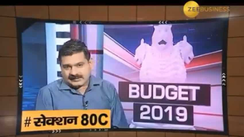 Budget In a Minute: How to save income tax? Understand Section 80C