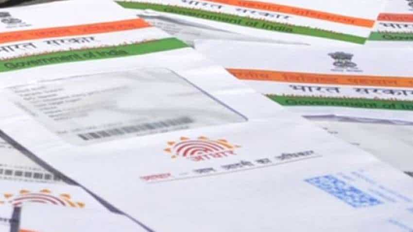 UIDAI: How to update or change address on Aadhaar card online