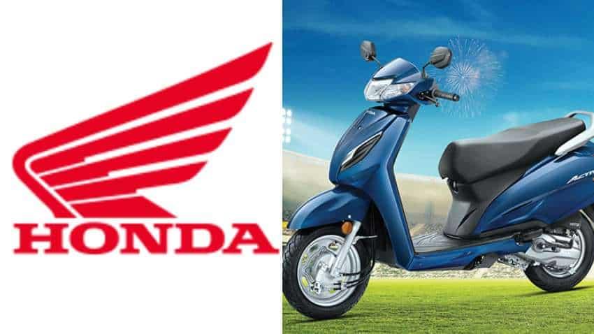 Big feat! Honda 2Wheelers India cumulative exports cross 25 lakh units landmark