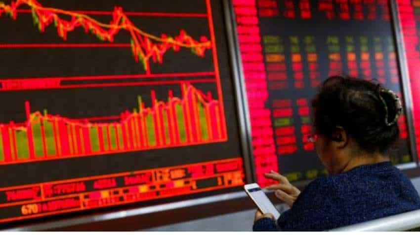 Global Markets: Asian shares turn red as Hong Kong tumbles on China's Coronavirus