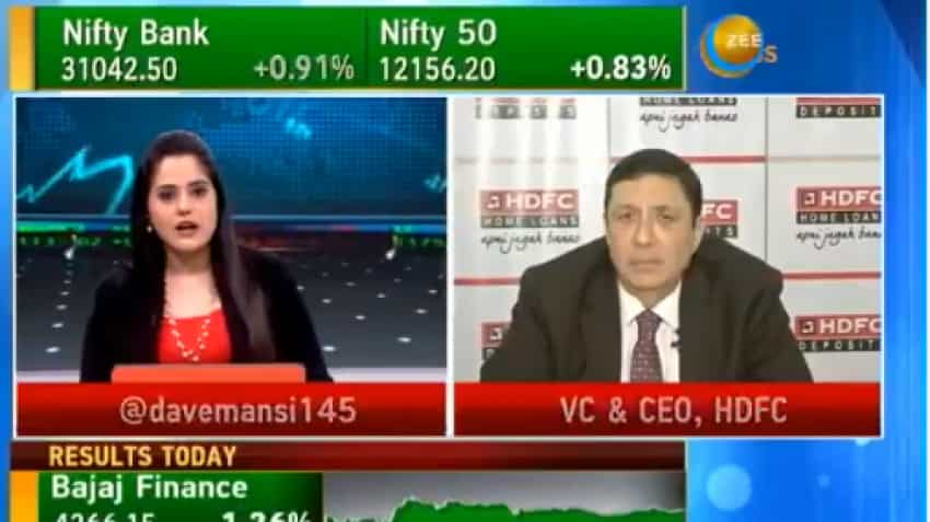 Budget 2020 Expectations: What could the government do to revive sentiments of the real estate sector? HDFC Vice Chairman and CEO KK Mistry has the answers for you