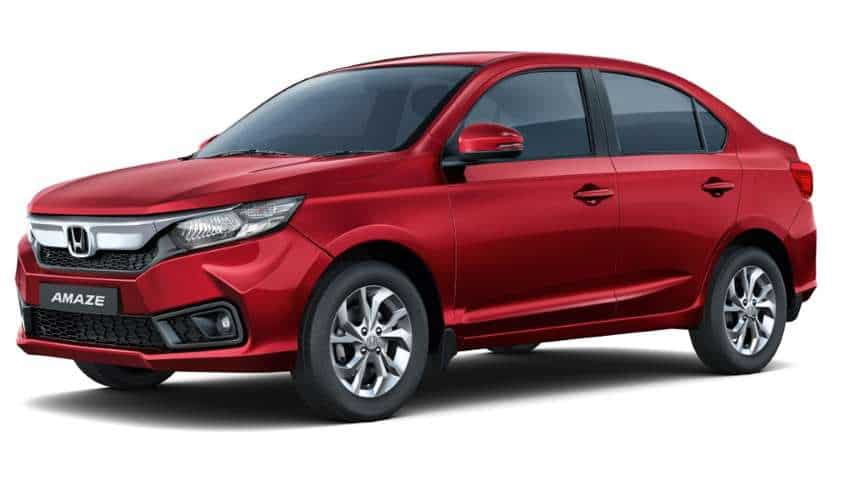Honda Amaze BS6 launched in both petrol and diesel variants - Check full list of features, models and prices