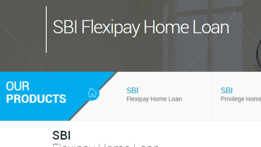 SBI Flexi Home Loan: Your current income stopping you from taking home loan? Here is solution