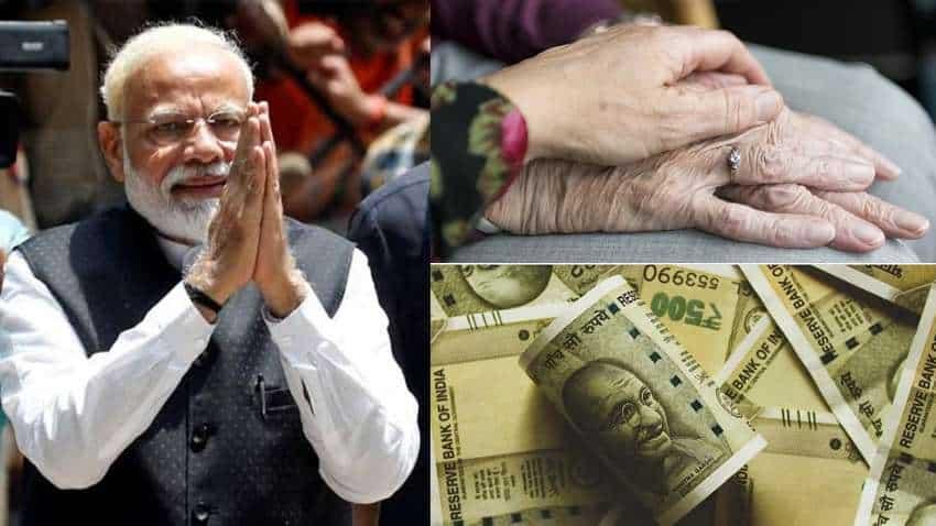 Landmark step by Modi government! Big gift for pensioners - Senior citizens alert!