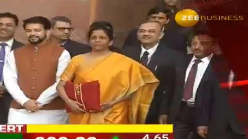 WATCH: FM Nirmala Sitharaman's 'Bahi-Khata' makes comeback ahead of Budget 2020