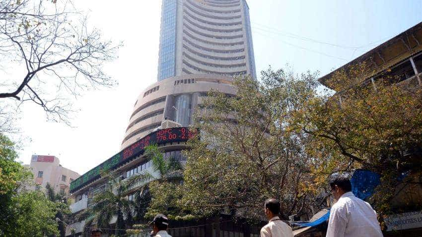 Equity markets trade flat ahead of Union Budget 2020