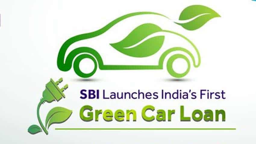 Sbi Auto Loan India S First Green Car Loan Lower