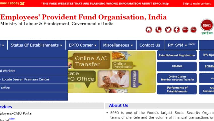 EPFO: Have EPF related complaint? Want answer of Provident Fund query? Here is online solution