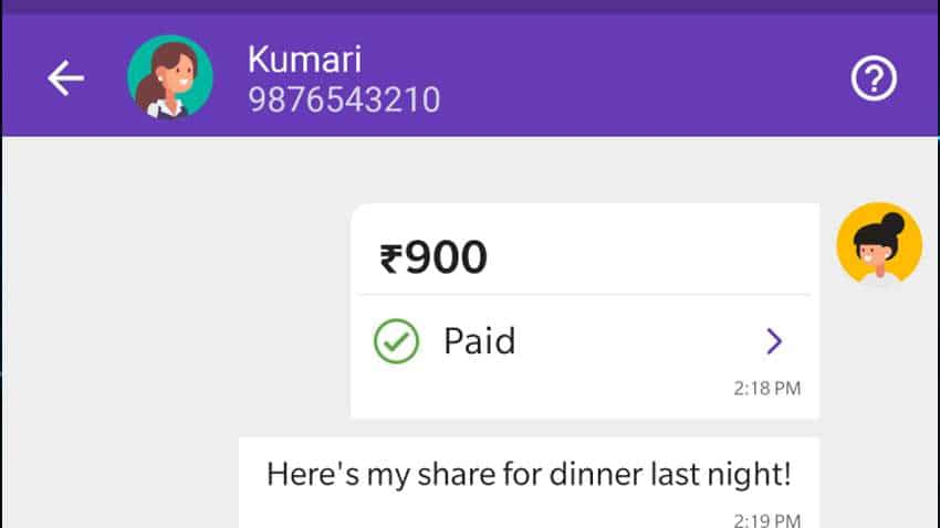 PhonePe users can now request and confirm money transfer; no need for any other app