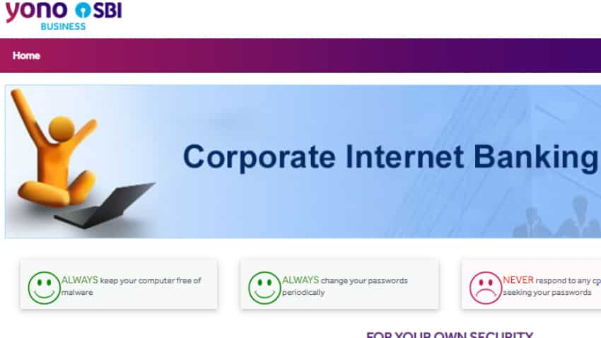 SBI Corporate Net Banking: What is SBI Internet banking and how can  businesses benefit from it | Zee Business