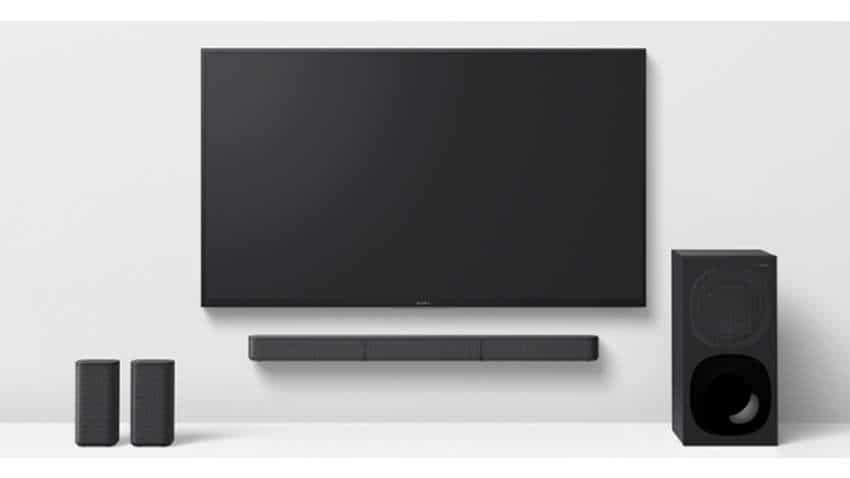 Sony launches entry level soundbar HT-S20R with Dolby Audio priced at Rs 14,990