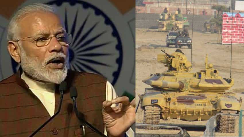 DefExpo 2020: PM Narendra Modi inaugurates India's biennial military exhibition - All you need to know