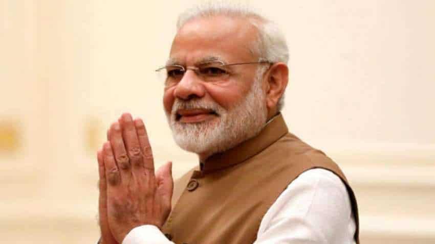 Let's work together to make India $5 trillion economy: PM Narendra Modi