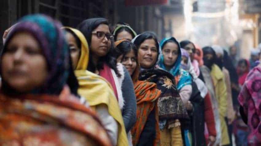 Delhi Election 2020: Voting for Delhi assembly polls underway; 54% voter turnout till 5 PM