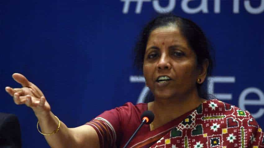 Government plugging loopholes in GST with data analytics, says Finance Minister Nirmala Sitharaman
