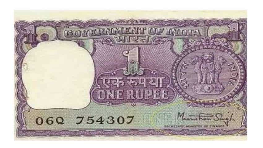 New Re 1 currency note coming; know your new rupee one note, check out its key features