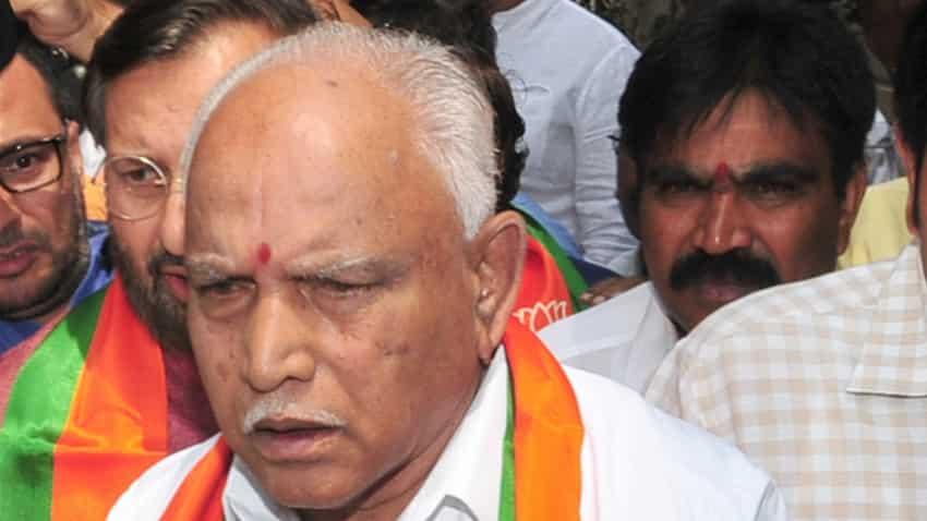 New Karnataka ministers get portfolios, CM gives up 9 depts