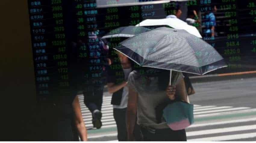 Global Markets: Asian stocks wobble on jump in new coronavirus cases