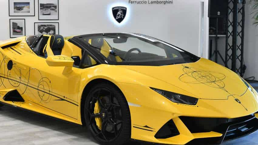 60 per cent Lamborghini owners paying EMIs; hardly any CEOs on buyers' list