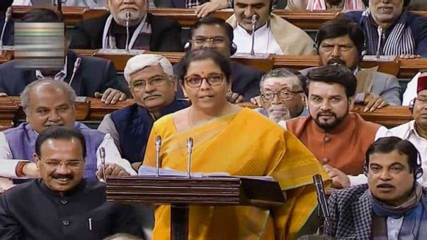 Government willing to do more beyond Budget to boost growth: FM Nirmala Sitharaman