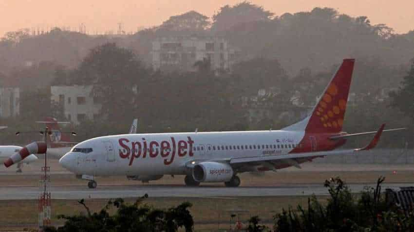 MAX grounding: SpiceJet considering Boeing's compensation offer