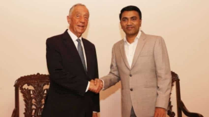 Portuguese delegation signs MoUs in defence, education sectors