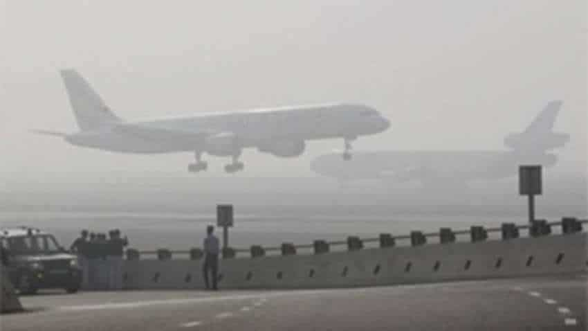 Passenger plane weighing 5,73,794 kg lands sideways in London