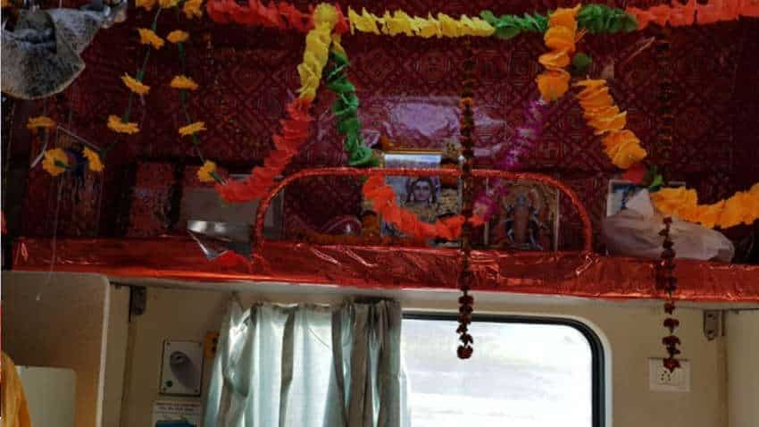 Mahakal Express: 1st time ever! Seat reserved for Lord Shiva - PIC darshan here