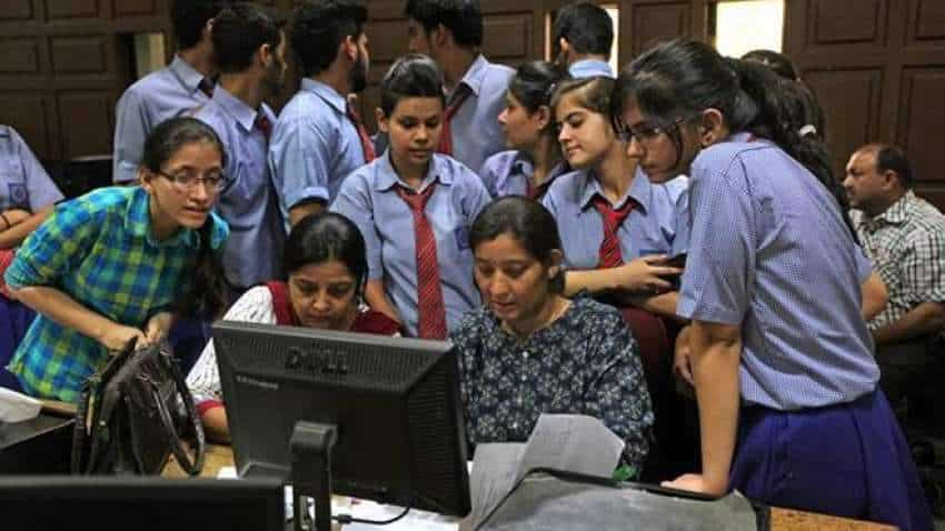 UPSEB class 10 and class 12 board exams begin for 56 lakh students