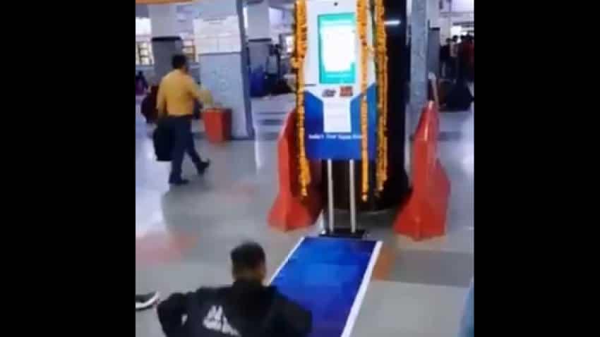 Indian Railways offers free platform ticket at Delhi's Anand Vihar railway station