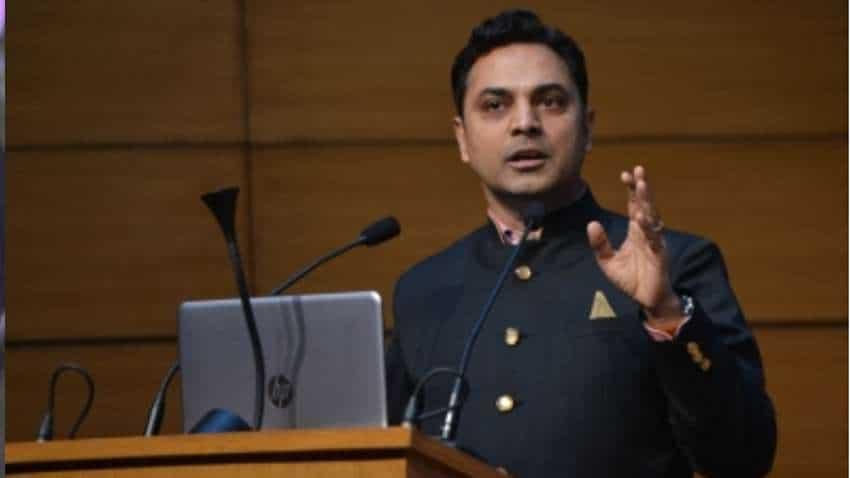India must push for pro-biz policies to reach $5T economy: Chief Economic Advisor Krishnamurthy Subramanian