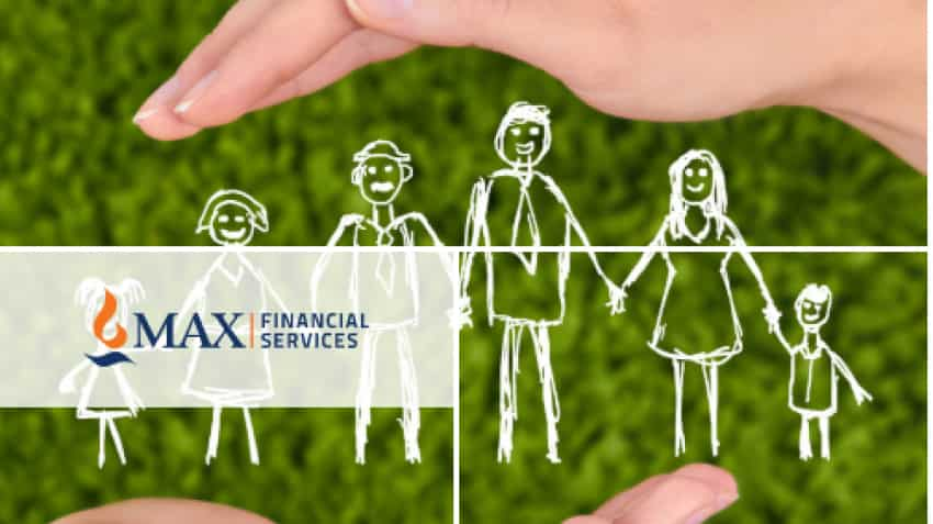 Max Financial share price surges over 4 pct even as Axis Bank slips 2 pct on strategic partnership