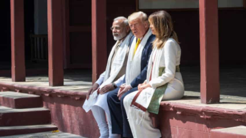 "Donald Trump: Relations with India hold special place for US; Modi ""exceptional"" leader"