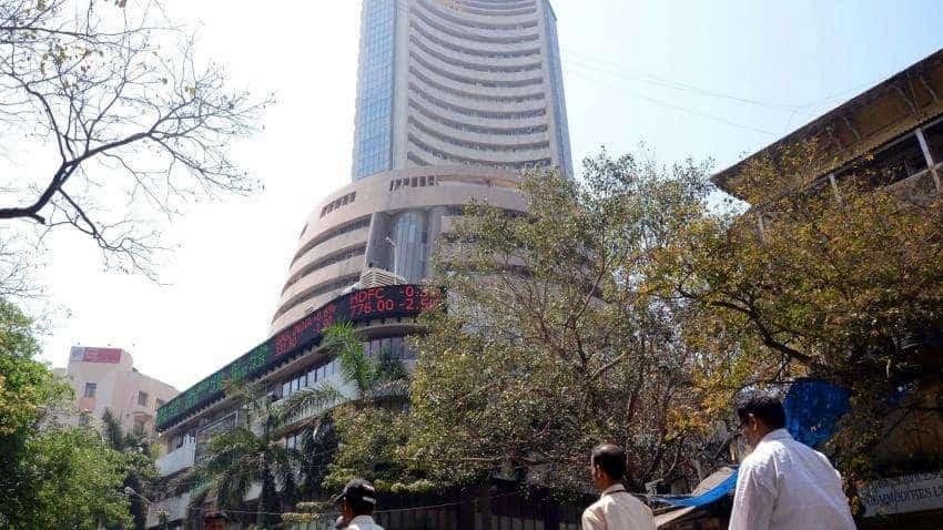 Sensex tanks nearly 400 pts; Nifty near 11,700