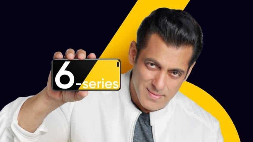 Realme appoints Salman Khan as brand ambassador; confirms Realme 6, 6 Pro launch for March 5