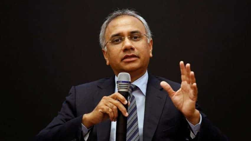 Infosys CEO Salil Parekh gets stock incentives worth Rs 3.25 cr